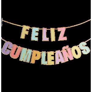Cenefa feliz cumpleaños...