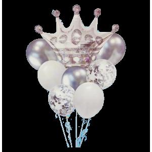 Bouquet Plata Corona