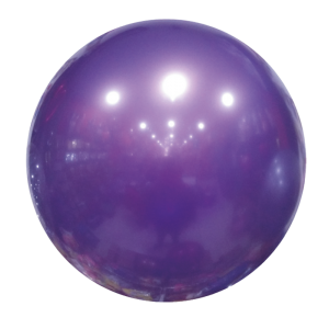 Globo Burbuja Paquete X 1 Lila