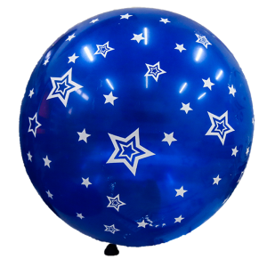 Globos R20 con Estrellas...
