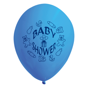 Globos I-02 Baby Shower...