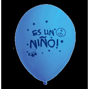 Globos I-04 Es un Niño Azul...