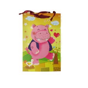 Bolsa de Regalo Hipopótamo