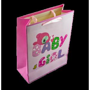 Bolsa de Regalo Oso Baby Girl