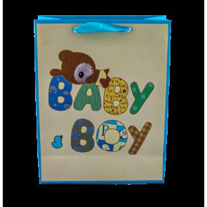 Bolsa Regalo Oso Baby Boy