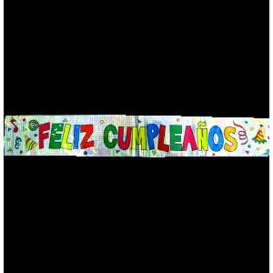 FESTÓN BIENVENIDOS FLECOS
