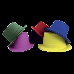 Sombrero Copa Alta (Colores...