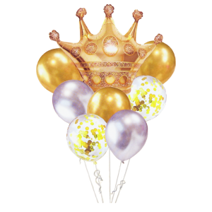 Bouquet Dorado Corona