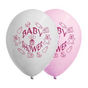 Globos I-01 Baby Shower...