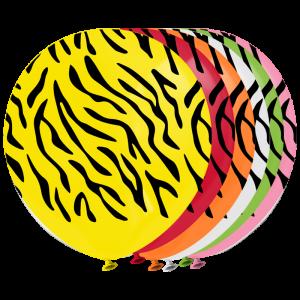 Globos Cebra Impresos 360°...