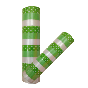 Serpentina Puntos Verde...