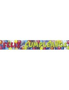 Cenefa feliz cumpleaños