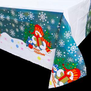 Mantel Verde Navidad 108 x 180