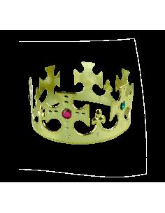 Corona Dorada - Plata Cruz x1