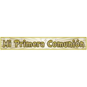 FESTÓN PRIMERA COMUNIÓN