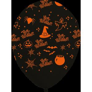 Globos Halloween Impresos...