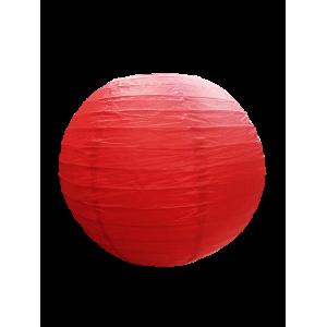 Globo Chino Rojo