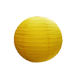 Globo Chino Amarillo