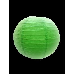 Globo Luminoso Chino Verde...
