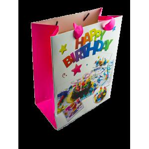 Bolsa Regalo Happy Birthday