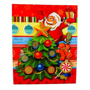 Bolsa Regalo Navidad Peq-Med