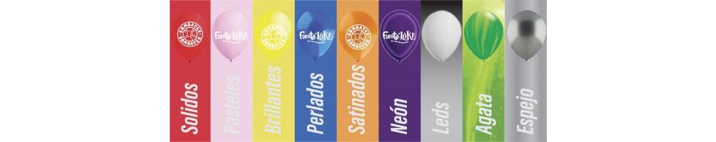 Globos Bogotá - Publicidad con Globos - Globos Metalizados y más.